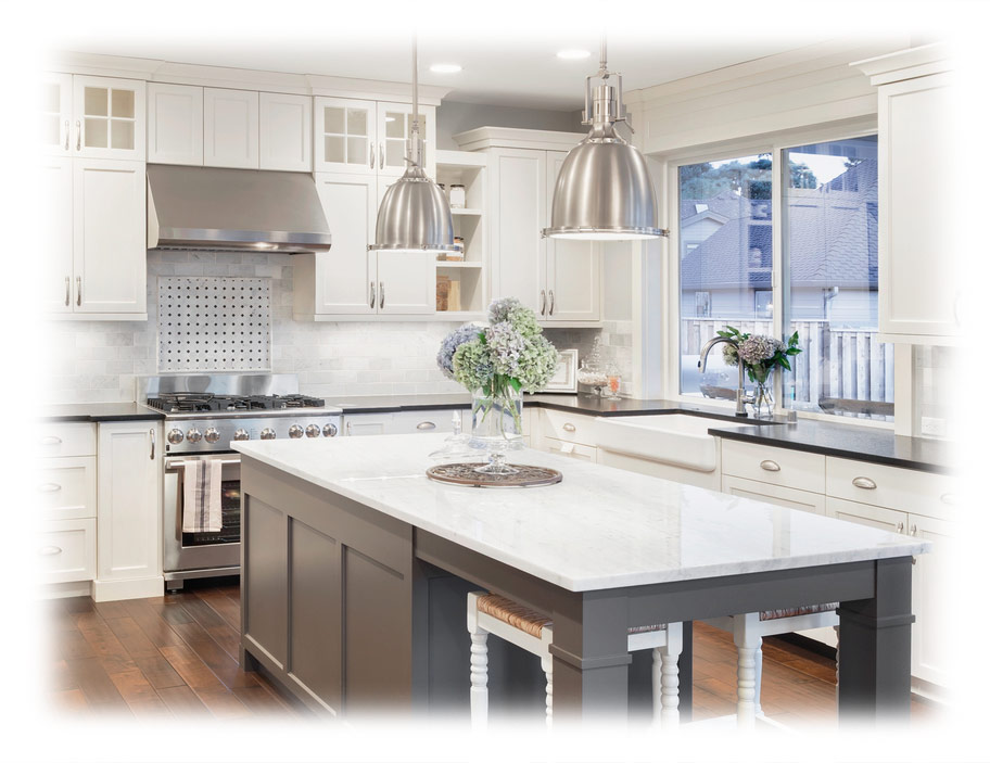 Updating your kitchen? get an online price and access to local kitchen fitters